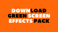Download Green Screen Effects Pack