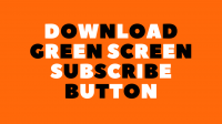 Download Green Screen Subscribe Button